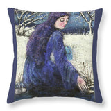 Winter of Four Seasons - Throw Pillow