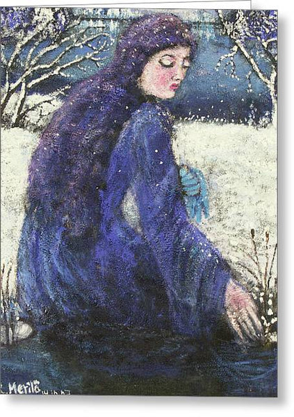 Winter of Four Seasons - Greeting Card