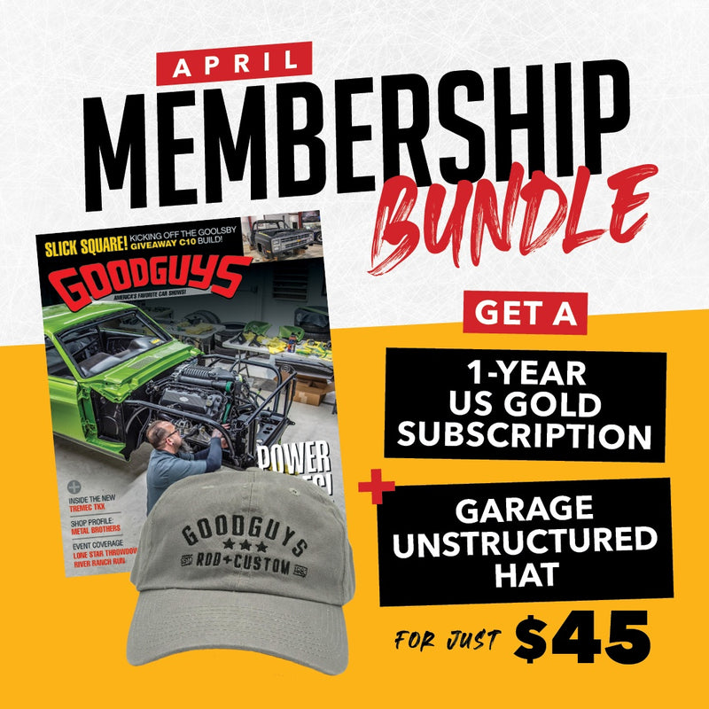 April Membership Bundle