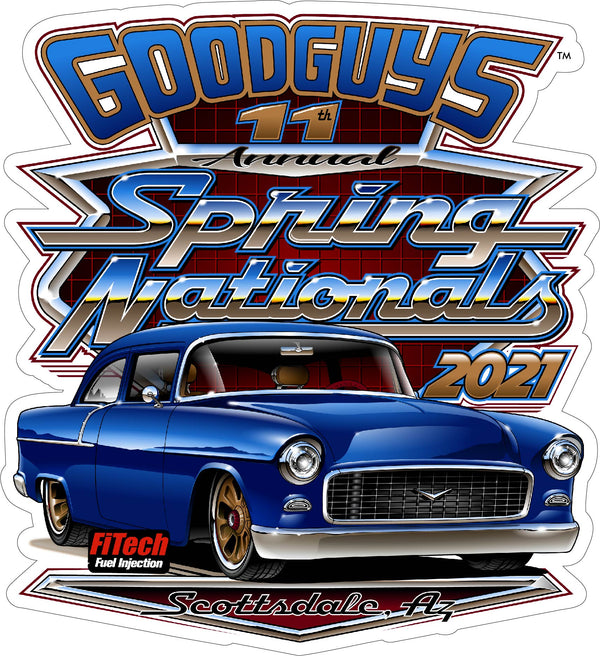 11th Spring Nationals Decal