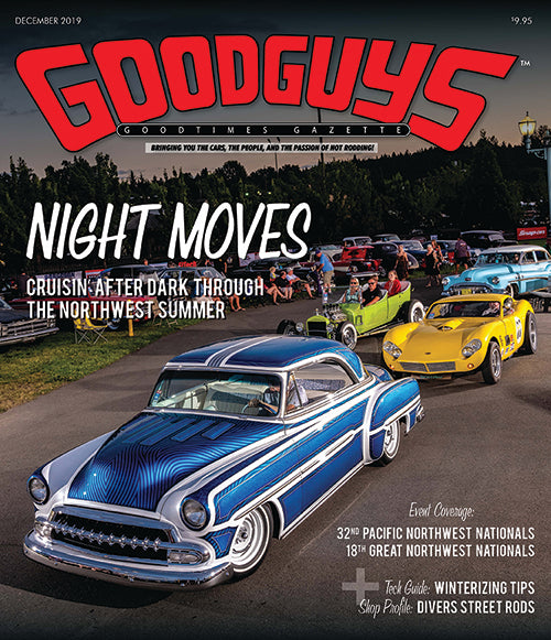 December 2019 Goodguys Goodtimes Gazette
