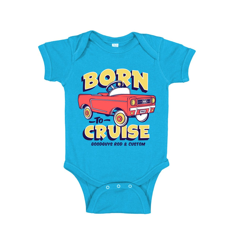 Born to Cruise Blue Onsie