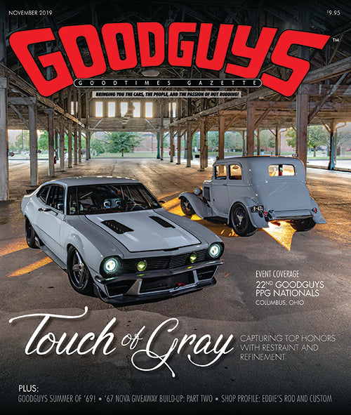 November 2019 Goodguys Goodtimes Gazette