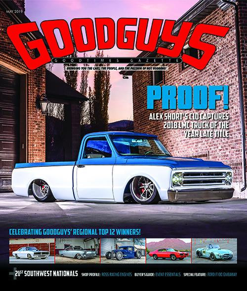 May 2019 Goodguys Goodtimes Gazette