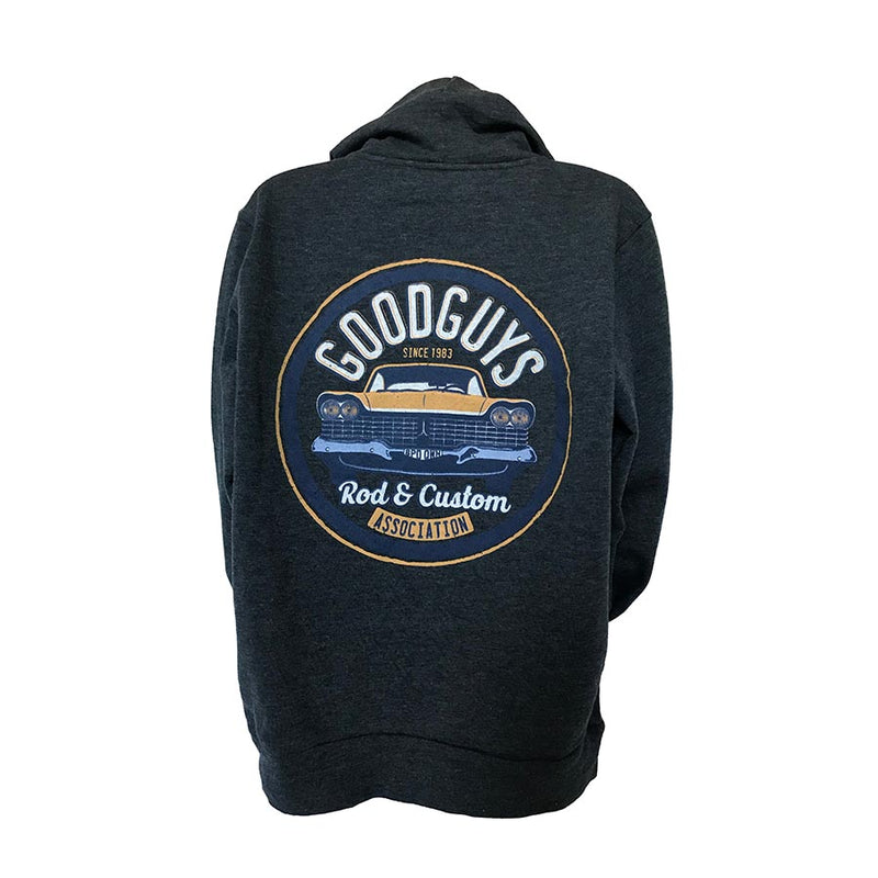 Auto Club Zip-up