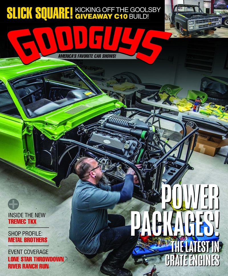 May 2021 Goodguys Goodtimes Gazette