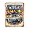 10th Spring Lone Star Nationals Tin Sign