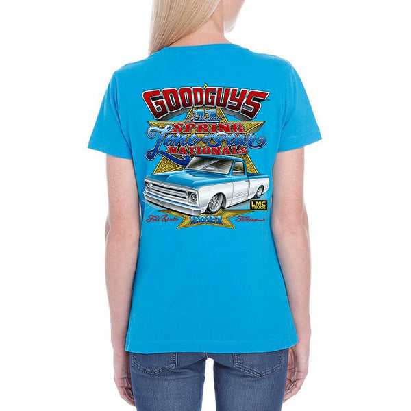 Women's 11th Spring Lone Star Nationals Event Exclusive Tee