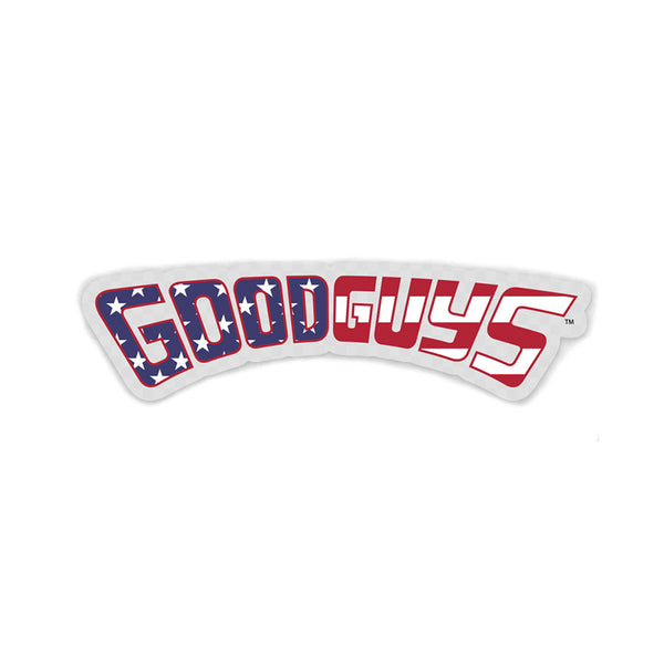 Goodguys American Logo Decal