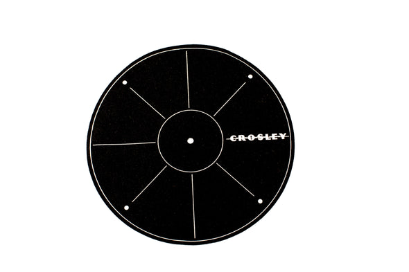 Crosley Radio Europe | Slip mat felt