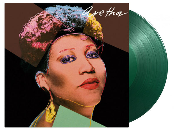 Crosley Radio Europe | Aretha Franklin record - Aretha