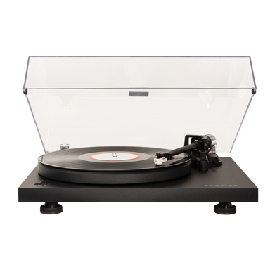Crosley Radio Europe | C6 Bluetooth Out Record Player Matt Black