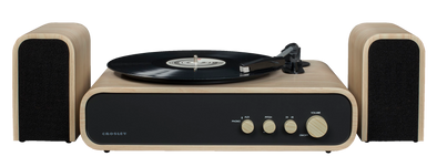 Gig record player | Natural - Crosley Radio Europe