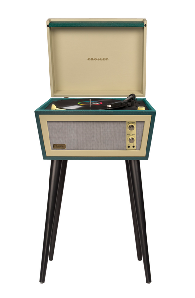Sterling record player | Green - Crosley Radio Europe