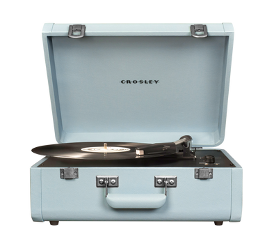 Crosley Radio Europe | Portfolio tourmaline Bluetooth record player