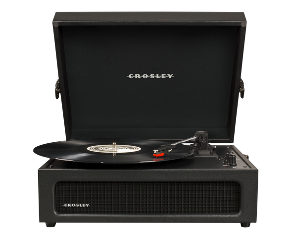 Voyager record player | Black - Crosley Radio Europe