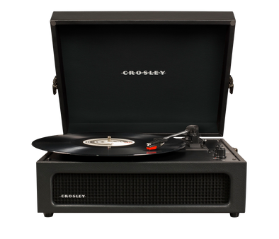 Voyager Record Player