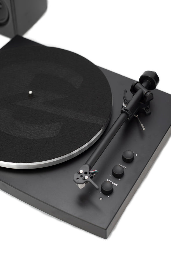 T150 record player | Black - Crosley Radio Europe