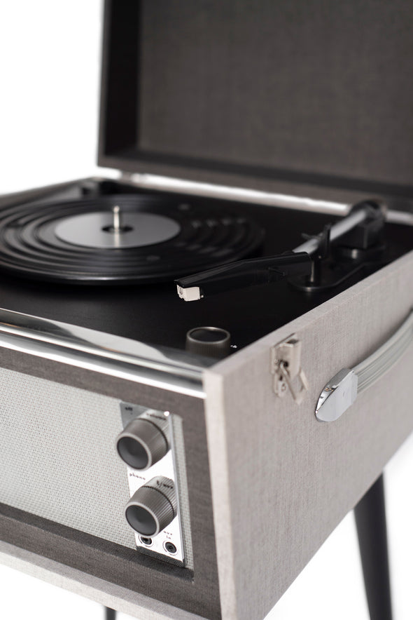 Crosley Radio Europe | Bermuda grey bluetooth record player
