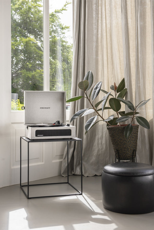 Crosley Radio Europe | Voyager grey Bluetooth record player