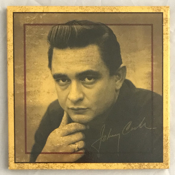 3-Inch record Johnny Cash - Cry Cry Cry - Crosley Radio Europe