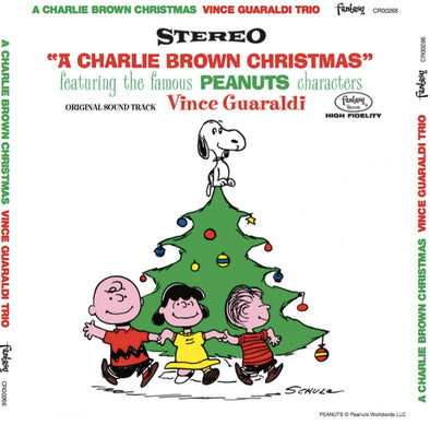 3-Inch record Vince Guaraldi - A Charlie Brown Christmas - Crosley Radio Europe