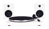 Crosley Radio Europe | T150 white Bluetooth and external speakers record player