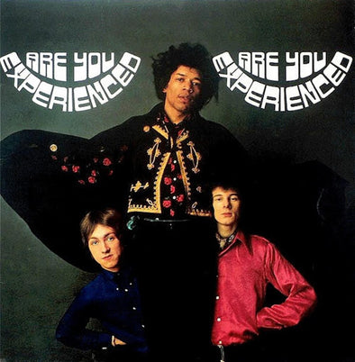 Crosley Radio Europe | Jimmy Hendrix record Are you experienced