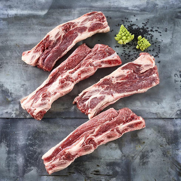 Korean Short Ribs - Okse