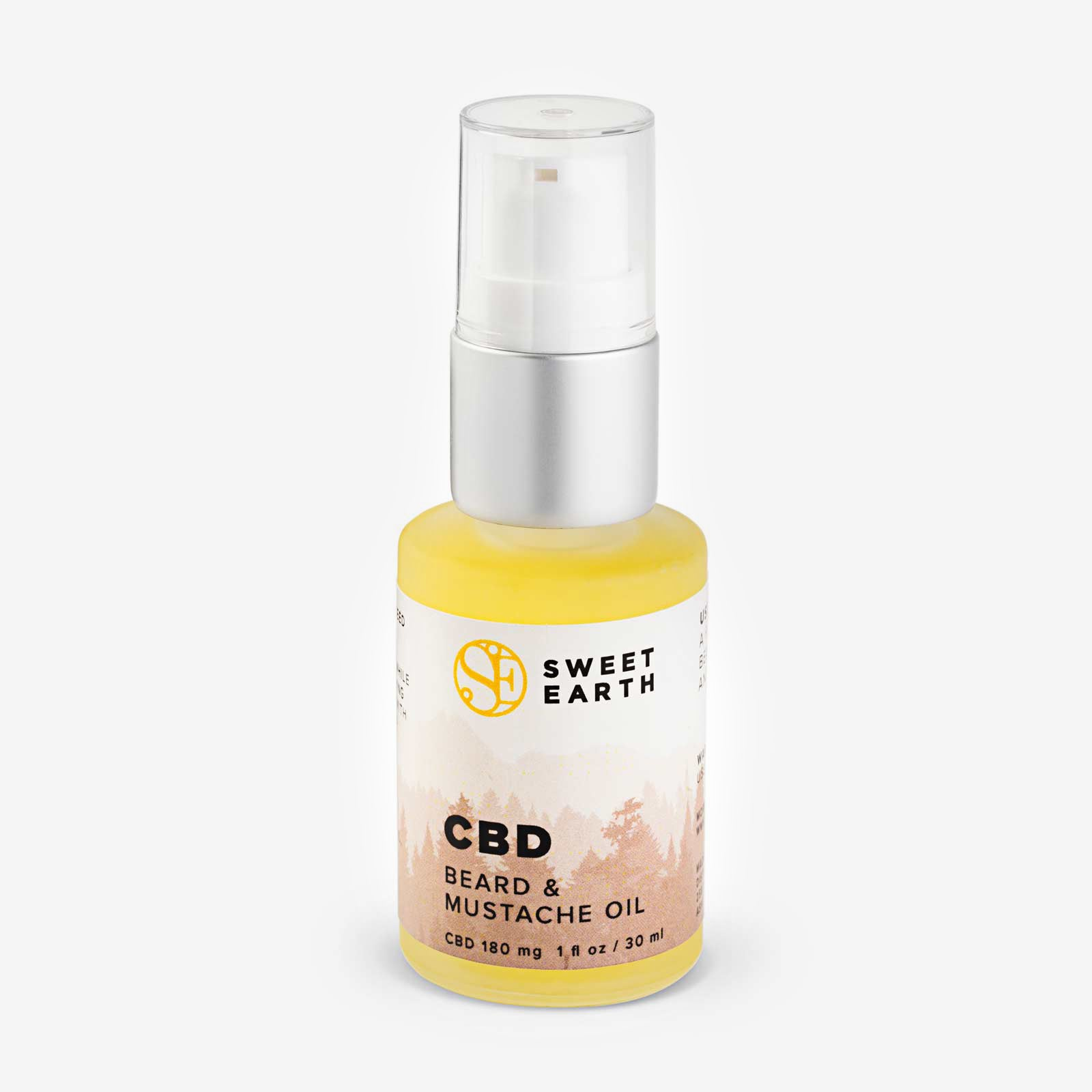 CBD Beard & Mustache Oil