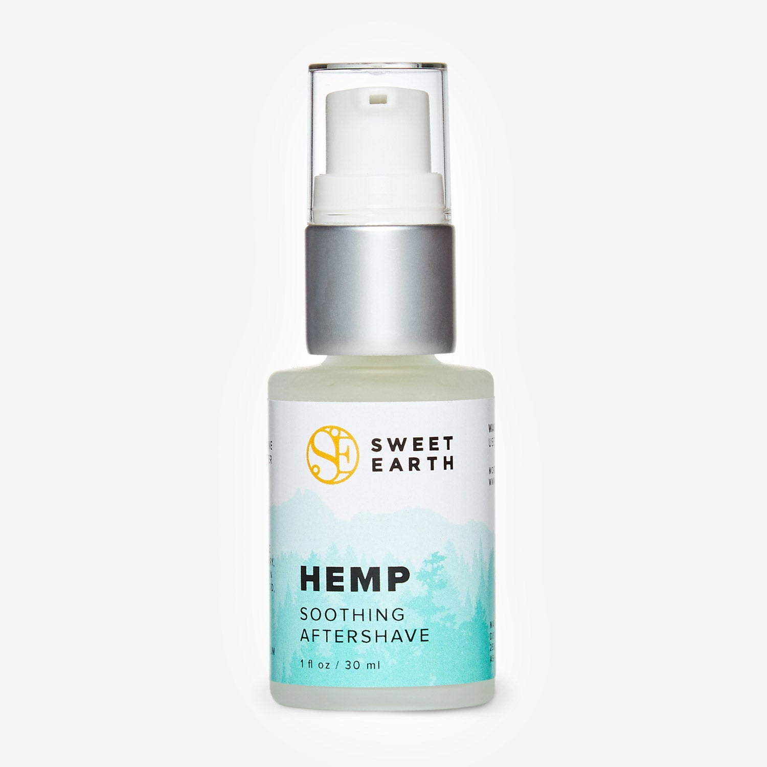 Hemp Soothing Aftershave