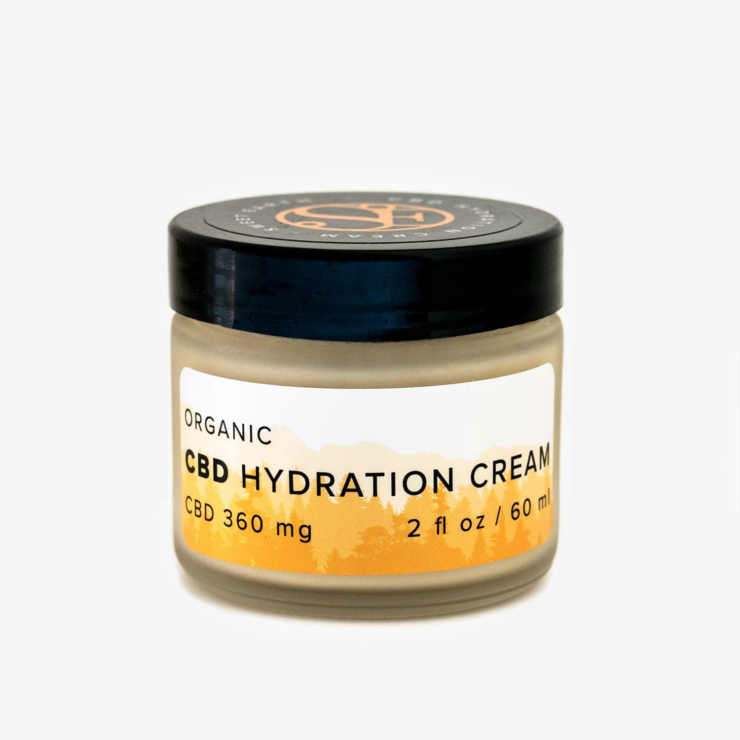 Organic CBD Hydration Cream