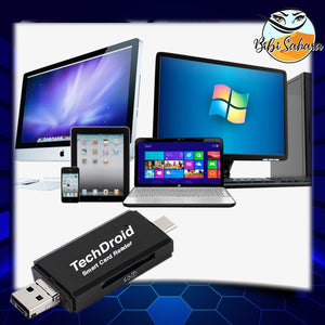 TechDroid Smart Card Reader
