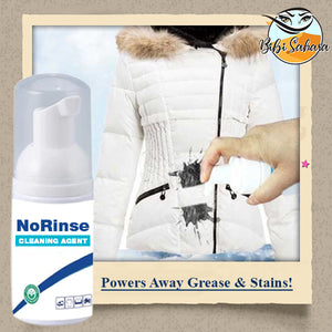 NoRinse Cleaning Agent