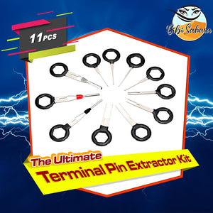 The Ultimate Terminal Pin Extractor Kit
