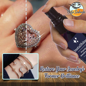 InstaShine Premium Jewelry Cleaner