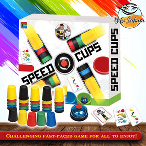 Speedy Cups Set