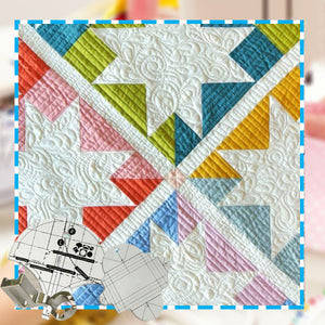Free Motion Quilting Kit