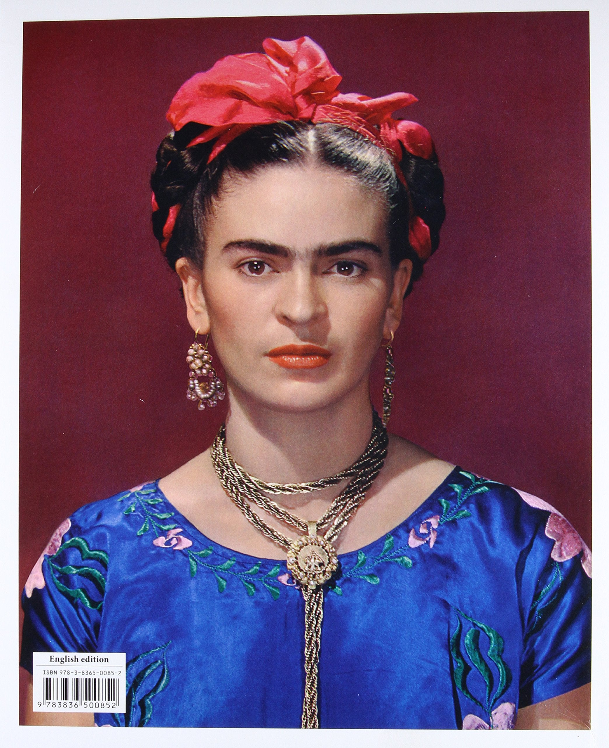 Hardcover Kahlo
