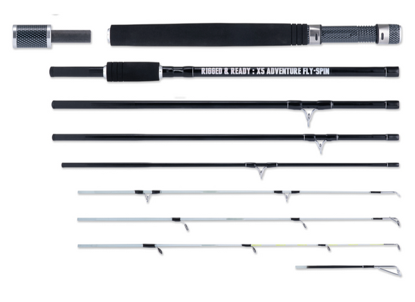 TRAVEL FISHING ROD | COMPACT FISHING ROD | PACK ROD