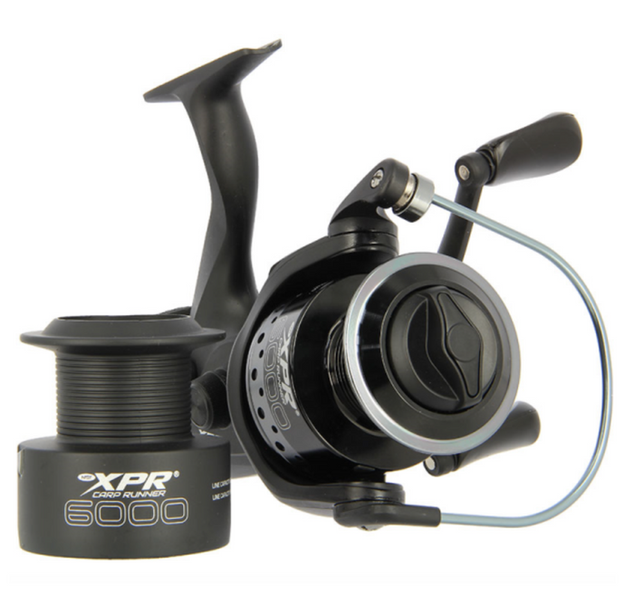 6000 Bait Runner Reel. Carp-Pike-Sea Fishing Reel