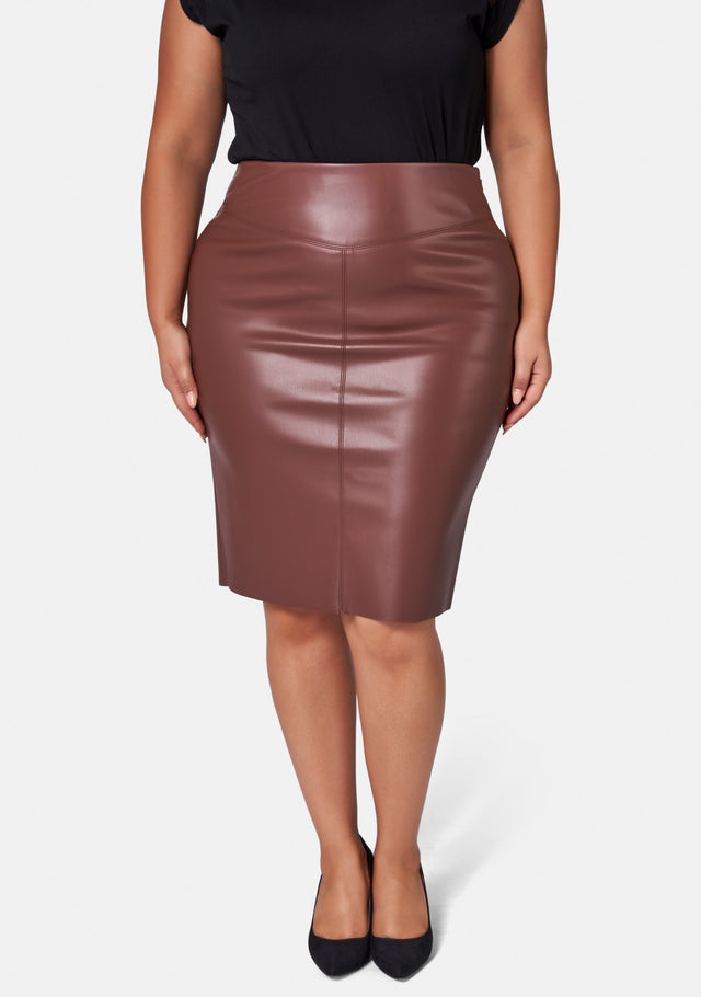 Amelie Pu Pencil Skirt