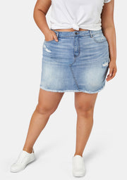 Kimberley Denim Skirt