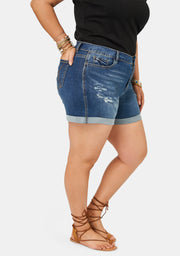 Secret Love Denim Shorts