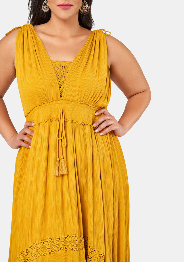 Sunbeam Maxi Dress