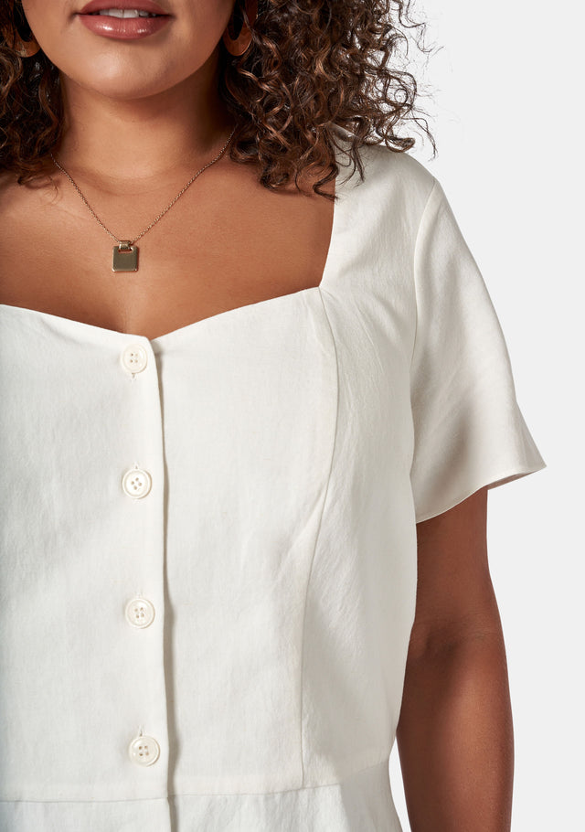 Louise Linen Blouse