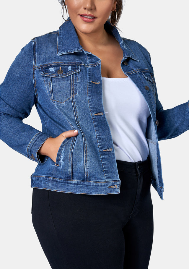 Denise Denim Jacket