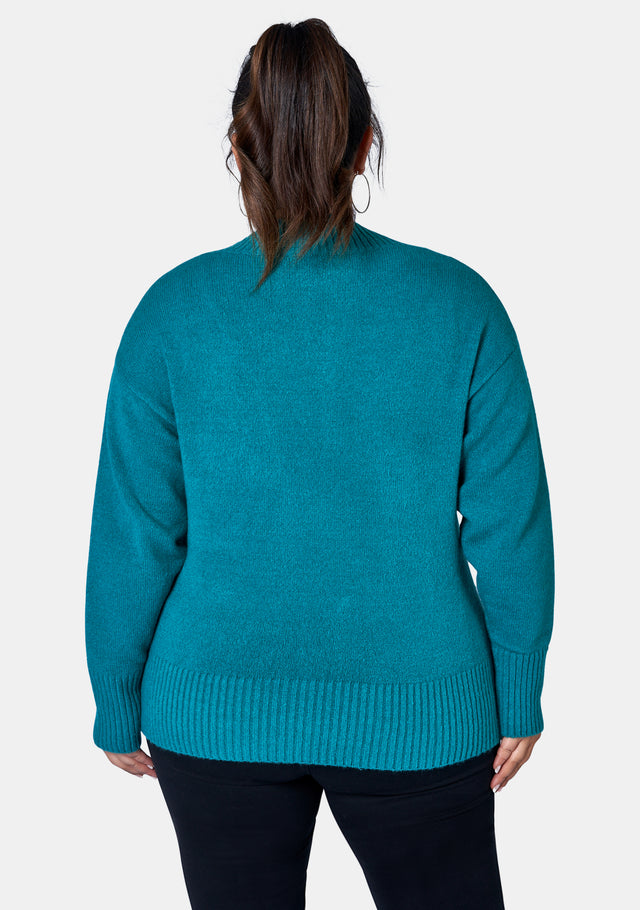 Josie Textured Jumper