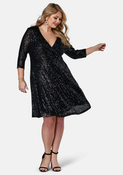 Are You Jelly Sequin Dress