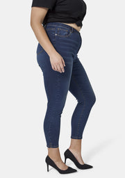 Alison Curve Skinny Ankle Jean
